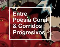 Entre Poesía Coral & Corridos Progresivos