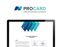 Processing center Promo website