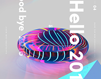 Hello 2017 Vol.01