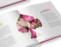 Kate Spade Brand Identity Book