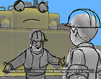 Storyboard Bob the Builder