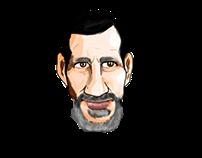 Caricatura Eduardo Jorge