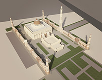 3D models of Landmarks in Muscat, Oman
