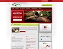 Kowa Party Nigeria - Website