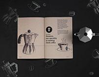 Senatore Coffee Booklet