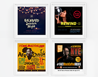 Event Flyer Designs
