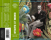 Collective Arts Brewing - beer label