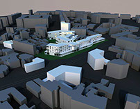 Berzei housing project