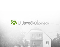 U Janečků - Website & logo design