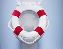 Kwik toilet seat
