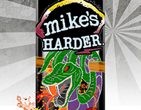 mike's HARDER can - concept