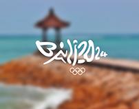 Bali 2024 Olimpiadas (ficticio)