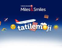 Turkish Airlines | Miles&Smiles - Tatilemoji