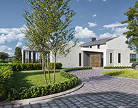 CGIs for a project in Belbroughton