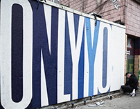 ONLY YOU Mural