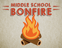 Middle School Bonfire