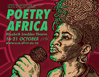 Poetry Africa - Poster Design