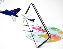 Brussels Airlines Mobile AR App
