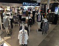 Topshop VM and Creative