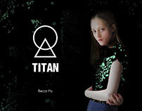 Athletic Apparel Brand - TITAN