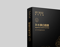 HN' ROSE-Facial Mask Package