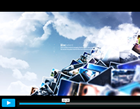 After Effects Animation (Robert Midzic Photography)