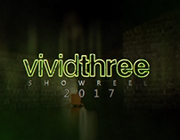 Vividthree 2017 Showreel