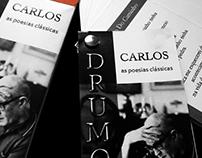 Livro de Bolso - Poesias clássicas de Carlos Drummond