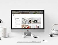 Bushwick - One-Page Parallax Agency Theme