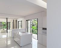 Minimal House in Singapore