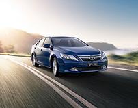 Toyota Aurion Brochure