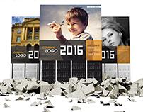 Calendar Pack 2016