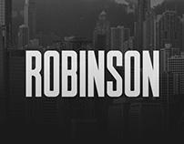 Robinson - Free Font