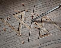 """Logo """"Wood Master"""""""