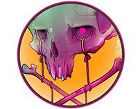 Skullsketch