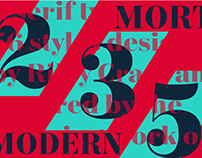 Mort Modern Grid Explorations