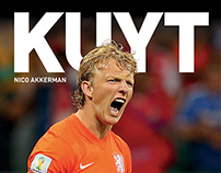 Dirk Kuyt Book