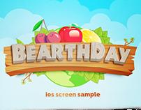 Give a tree app sample- Bearthday