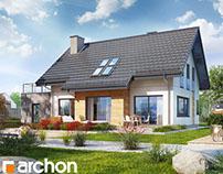 Projekt: Dom w hostach