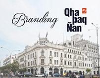 Qhapaq Ñan - Branding