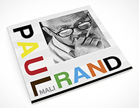 Paul Rand brochure