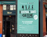 Pattern para el Festival de Tango de San Telmo 2014