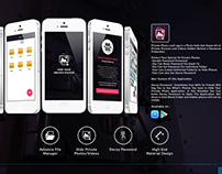 iOS/Android Application Design & Development Portfolio