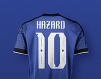 Chelsea F.C. Font Proposal