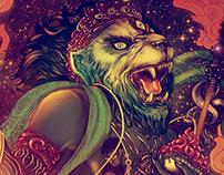 SENGDONGMA: The Lion-faced Dakini