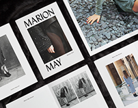 Marion May Women — Lookbook, 2016