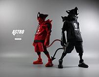 Astro Gaki 「恶魔破坏者」&「幽灵潜袭者」現れる!