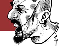 """Ilustraciones para e-book """"InHabitat"""""""