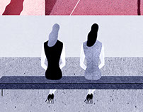 Illustration for The New York Times Book Review