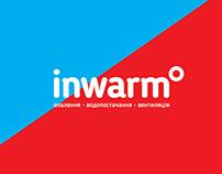 Inwarm — Brand Identity